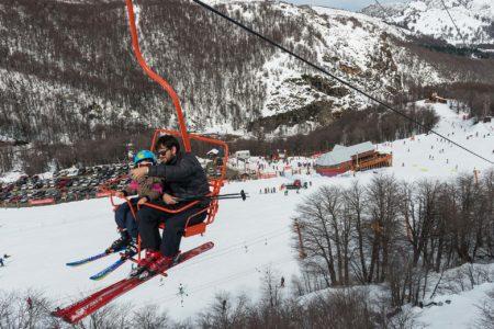 Nevados de Chillán: onde o inverno se transforma em uma diversão radical