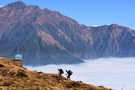 Trekking no Nepal é uma experiência transformadora