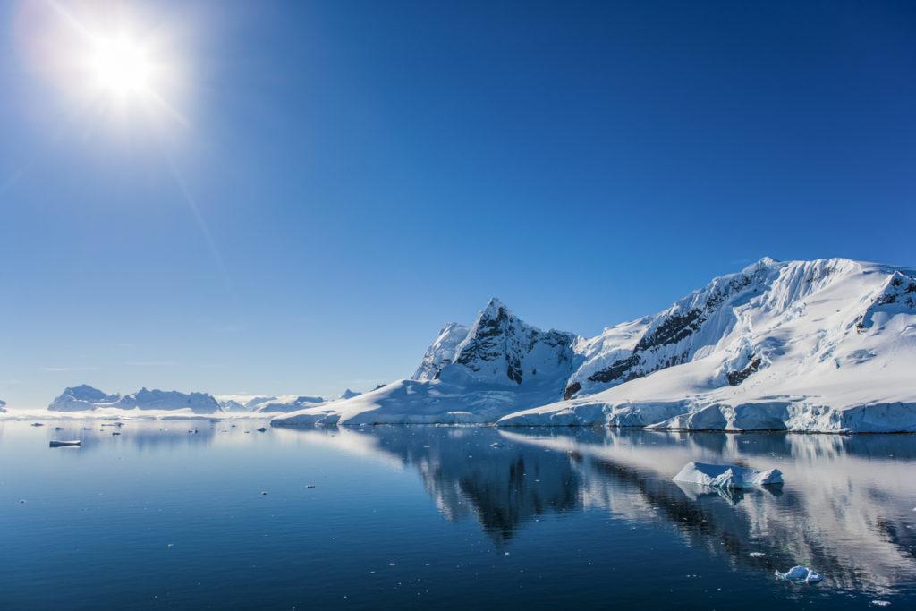 Cruzeiro Marítimo Antártica