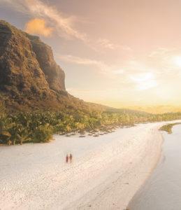 Dinarobin Beachcomber é a melhor versão de Paraíso, na terra