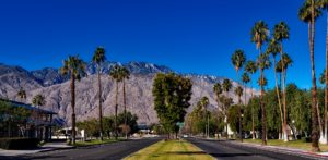 Palm Springs, entre Hollywood e o deserto da Califórnia